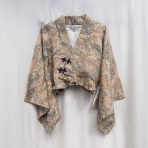 Cropped Jacket -Kobito-