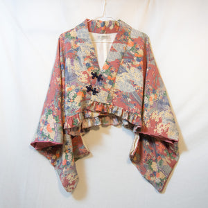 MTO Cropped Jacket -Heian-