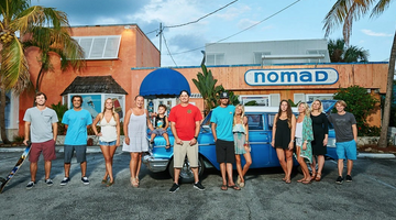 Find Maya Bleu at Nomad Surf Shop!