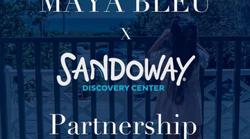 MAYA BLEU partners with Sandoway Discovery Center