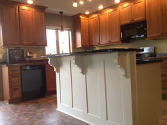 Testimonials for indoor kitchen design projects by Solution for Spaces, Kalispell Montana