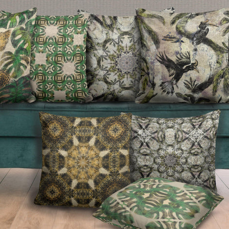 Cushion Collectors