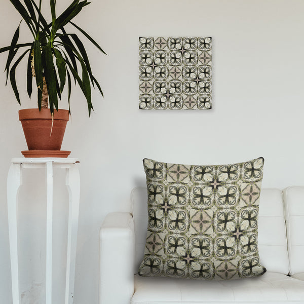 Geometric Pythagorean Cushion