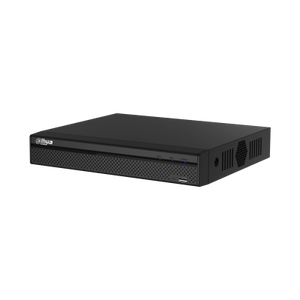DHI-NVR4108HS-8P-4KS2<br> 8 Channel Compact 1U 8PoE 4K&H.265 Lite Network Video Recorder