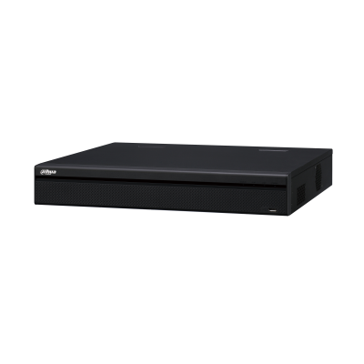 DHI-NVR5416-16P-4KS2E<br> 16 Channel 1.5U 16PoE 4K&H.265 Pro Network Video Recorder