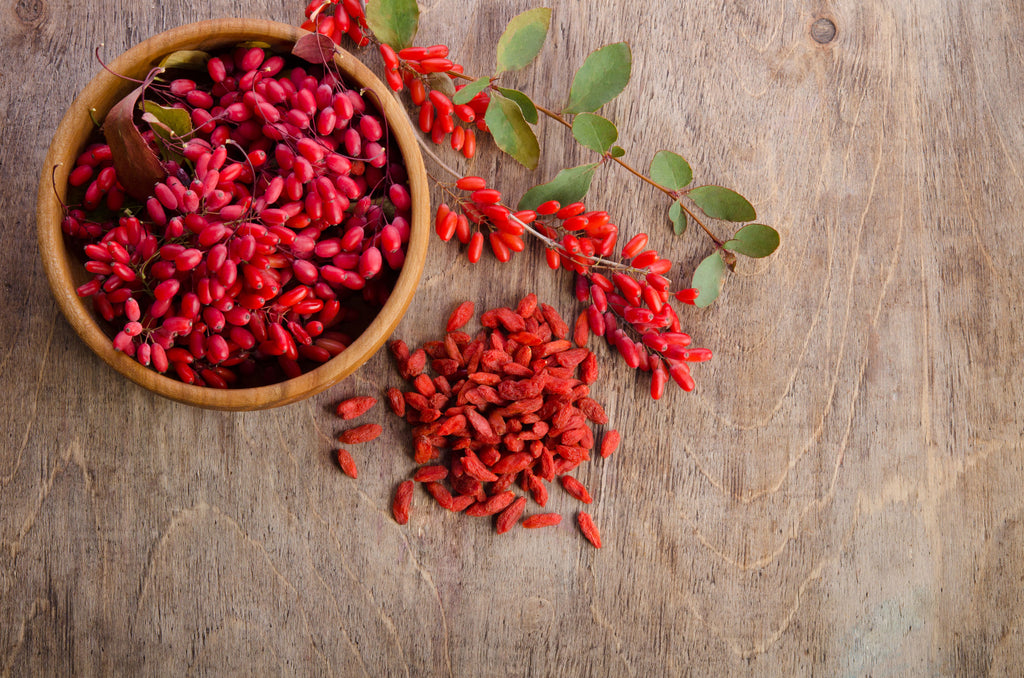 Goji Berry Series- An Introduction to Goji Berries