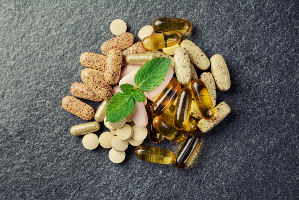 Supplement Interactions and Combinations