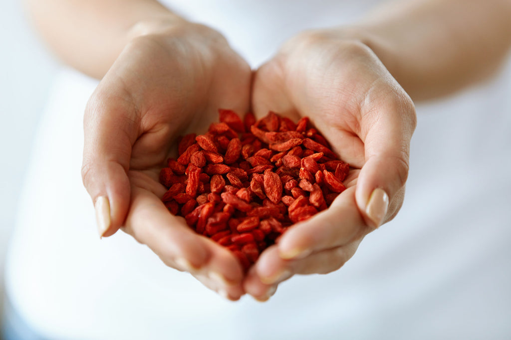 Goji Berry Series - Goji Berry and Antioxidants