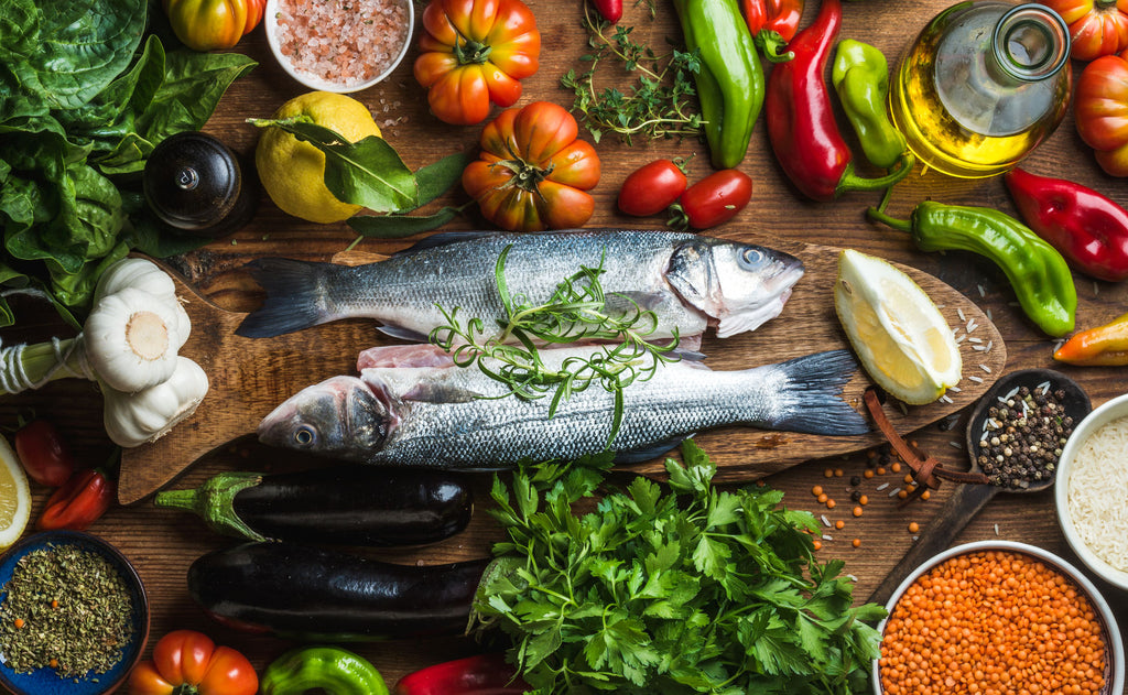 What is the Mediterranean Diet?