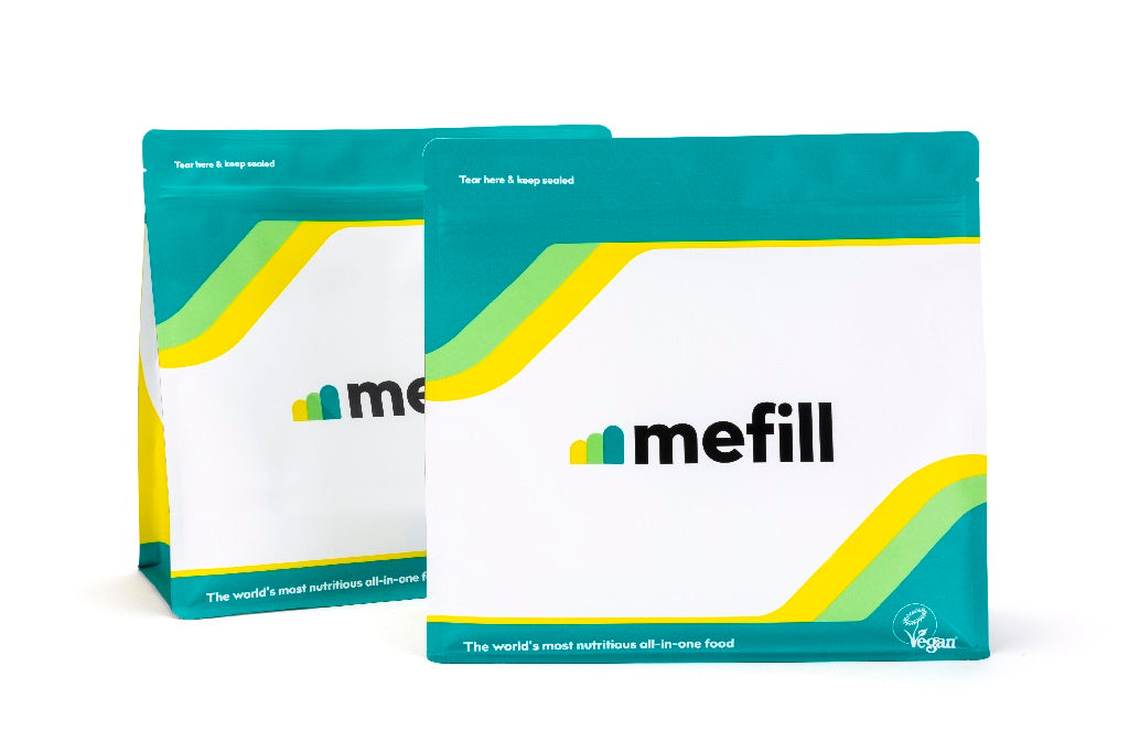 Mefill Meal Replacement Powder