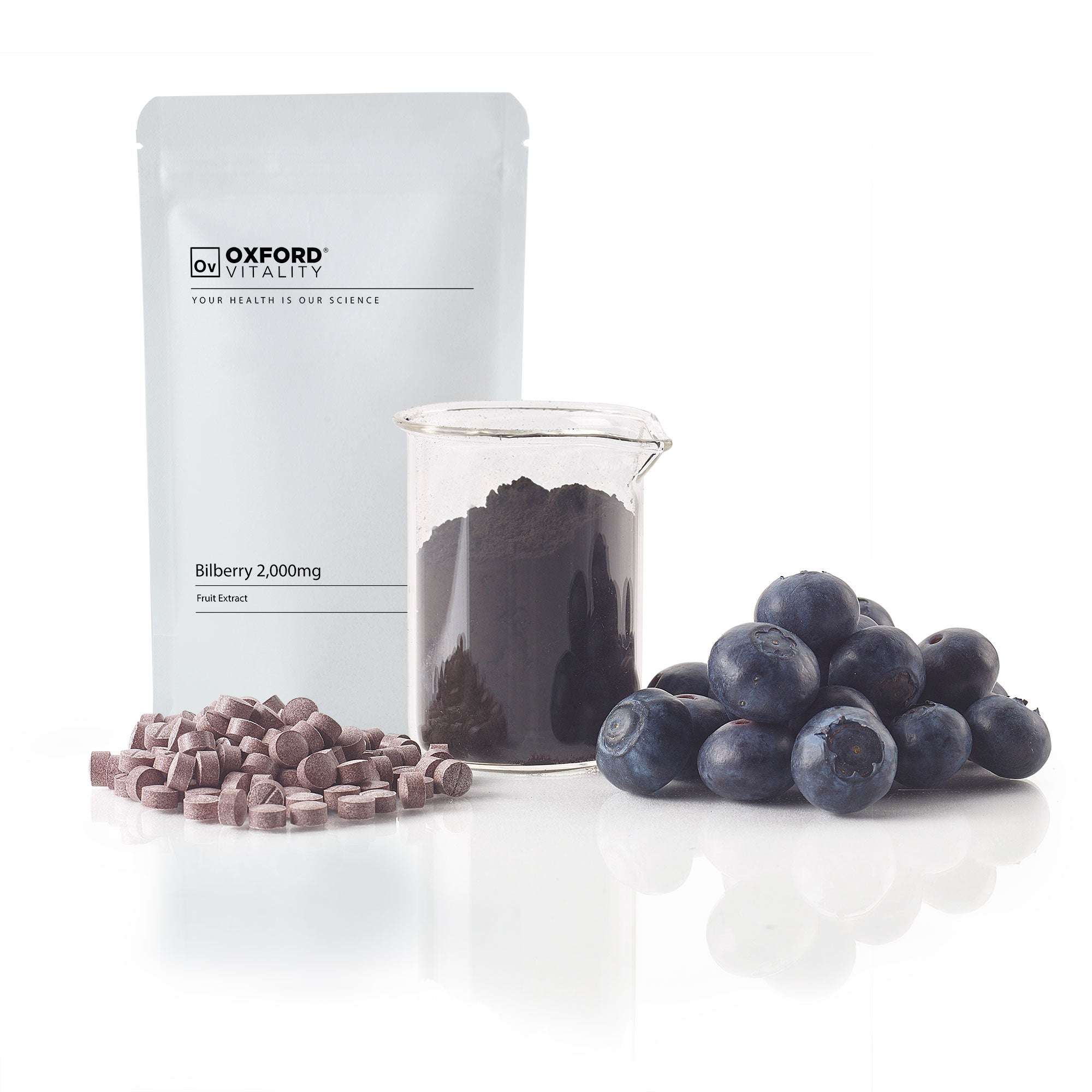 Bilberry Tablets