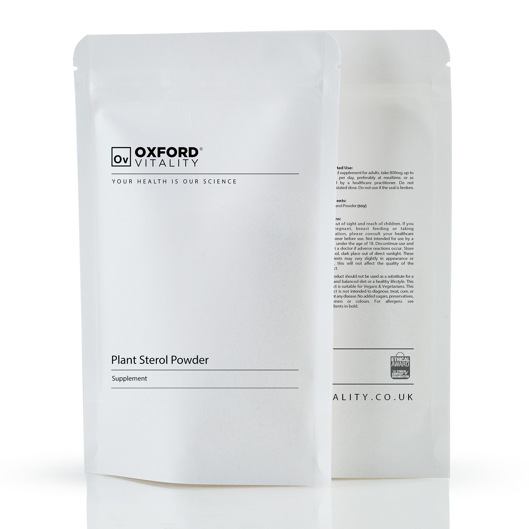 Plant Sterols Powder