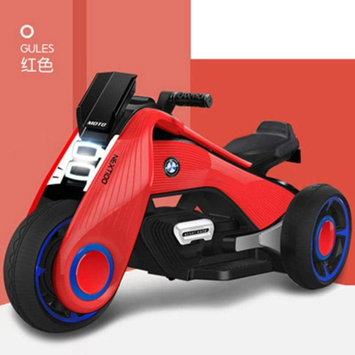 Children's electric car Four-wheeled electric motortricycle Hurricane 6199