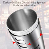 Cocktail Shaker Stainless Steel 24Oz
