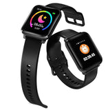 Smart Watch Wristband IPS Big Screen 8 Sports Mode IP68 Waterproof