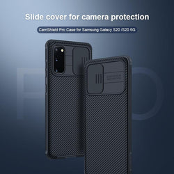 Cam Shield Case For Samsung Galaxy S20/S20 Ultra