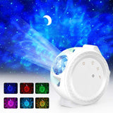 Colorful Starry Sky Galaxy Projector Lamp Bedroom Star As Seen On TV