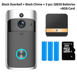 Smart Doorbell Camera Wifi - OZ Discount Store