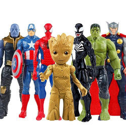 30CM Marvel Avengers Hot Toys Kids