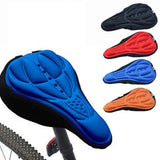 3D Gel Pad Cushion Seat Cover Bicycle