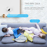 IP Camera baby monitor 360 Degrees Pan Tilt Rotation cctv Wifi IP Camera - OZ Discount Store