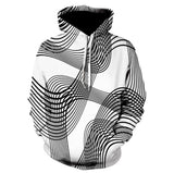 Print Men's Hoodies Sweatshirts Autumn Men Hip Hop Fashion