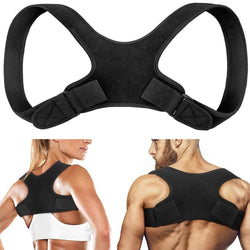 Brace Support Belt Adjustable Back Posture Corrector