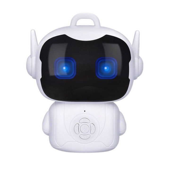 Kids Intelligent Robot Early Education Toys (White) - OZ Discount Store