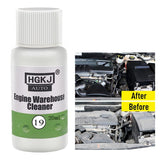 Car Accessories 20ML 1:8 Dilute with water=180ML Engine Compartment Cleaner Removes Heavy Oil Car Window Cleaner Cleaning TSLM1