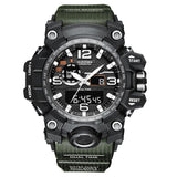 Shock Men Sports Watches G style Big Dial Digital Military Waterproof watch