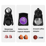 Expresso coffee machine capsule espresso machine