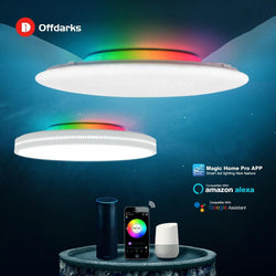 Modern LED Smart Ceiling Light WiFi / APP Intelligent Control Ceiling lamp