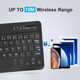 Mini Wireless Keyboard Bluetooth Keyboard
