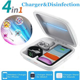 New 4 in 1 Multi functional UV Sterilizer