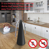 Fly Free Entertaining Chemical Free Fly Repellent Fly Fan Indoor Outdoor Home - OZ Discount Store