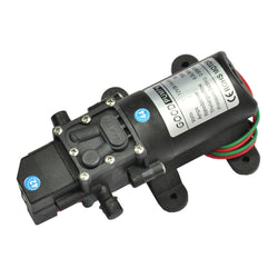12V 6 Lpm Self-Priming Water Pump High Pressure Caravan Camping Boat