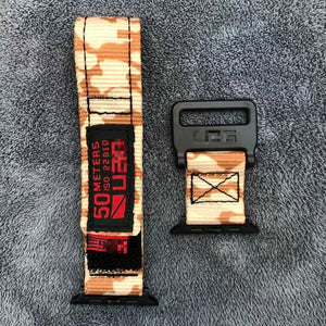 Marley Nylon Sport Watchband For Apple iWatch