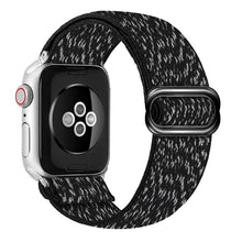 Load image into Gallery viewer, Gray/Grey Nylon Braided Strap For Apple iWatch