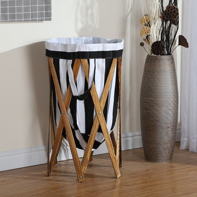 Large Foldable Laundry Storage Basket