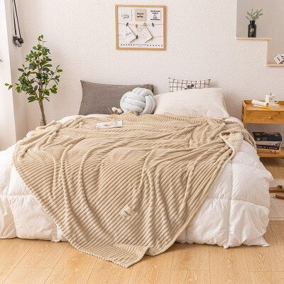Bed Throw Blanket