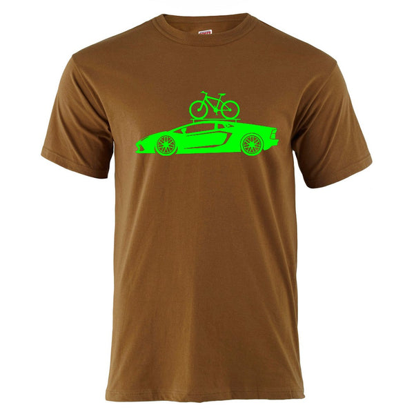 Lambo Mountain Bike shirt