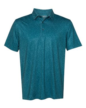 IZOD Sublimated Confetti Sport Shirt Polo