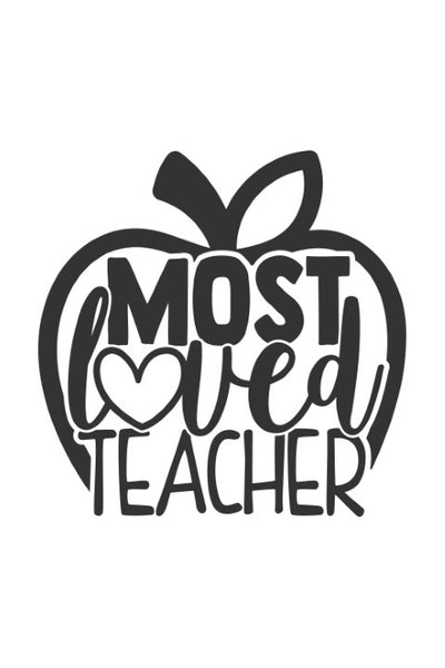 Most loved teacher