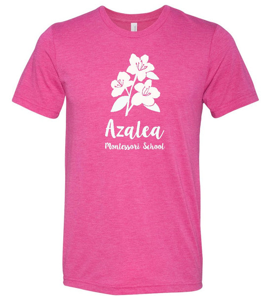 Azalea Montessori Single Color T-shirt