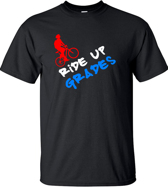 Ride Up Grades shirt