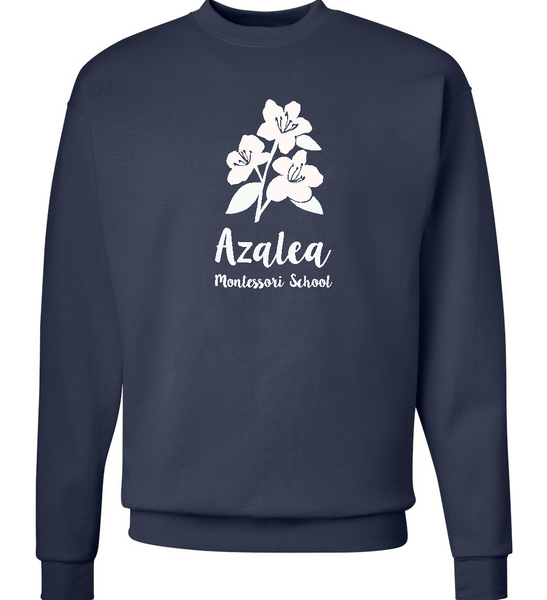 Azalea Montessori Single Color Sweatshirt