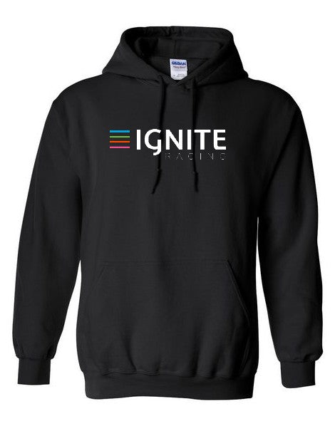 Ignite Racing hoodie - black