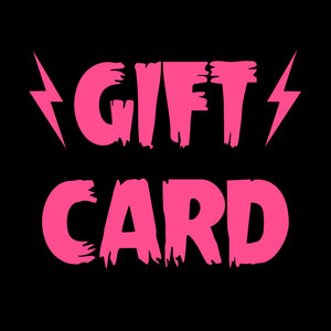 Tragic Girls Gift Card