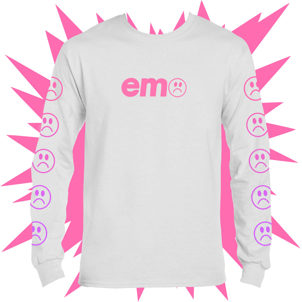 Emo Long Sleeve Tee