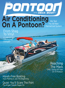 Pontoon Mag. March 2020 MarineCool Article